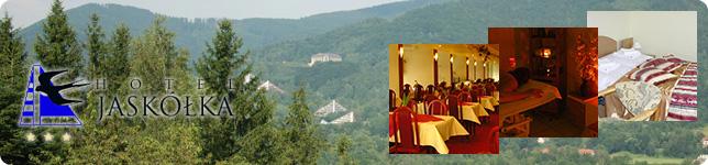 Hotel *** JASKÓŁKA - Profesjonalne SPA i konferencje